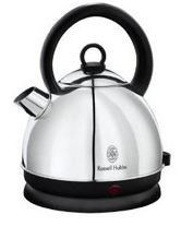 Russell Hobbs -  1.8 L Traditional Dome Kettle - Stainless steel - RHDK10