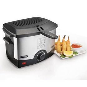 Mellerware - Professional 1 -  1 L Mini Deep Fryer