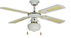 Ideal - 1 Light Ceiling Fan - 105cm