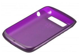 Blackberry 9790 - Soft Shell - Royal Purple