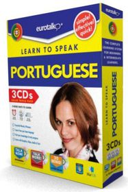 Eurotalk Portuguese - Triple Pack Language Software