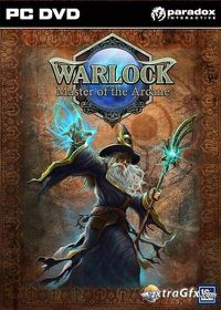 Warlock: Master of the Arcane (PC DVD)