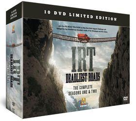 IRT Deadliest Roads - Complete Seasons 1 & 2 (DVD)