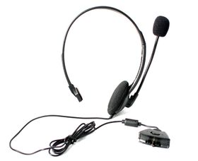 ORB XBox 360 Wired Live Headset - Black (Xbox 360)