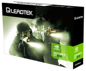 Leadtek Winfast GT 610 - DDR3 PCI Express 2.0 Graphics Card - 1GB