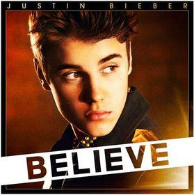 Justin Bieber - Believe CD/DVD Deluxe Version