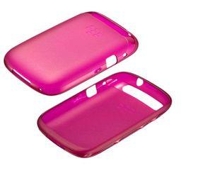 BlackBerry 9320 Soft Shell - Fuchsia Pink