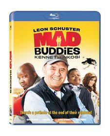 Mad Buddies (Blu-ray)