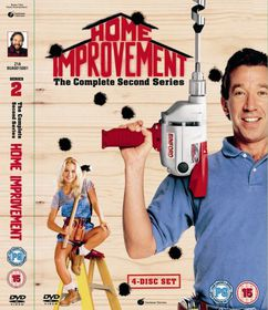 Home Improvement Series 2 (DVD)