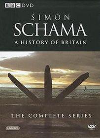 Simon Schama - A History Of Britain (6 Disc Set) - (DVD)