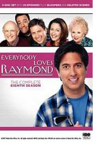 Everybody Loves Raymond Season 8 (DVD)