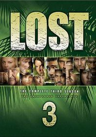 Lost Complete Season 3 (DVD)