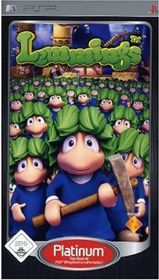 Lemmings (PSP Platinum)