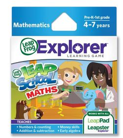 LeapFrog - Explorer LeapSchool Maths Game