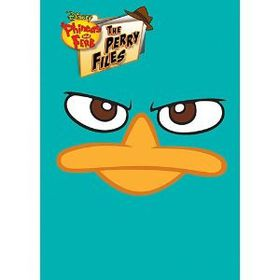 Phineas and Ferb: The Perry Files (DVD)