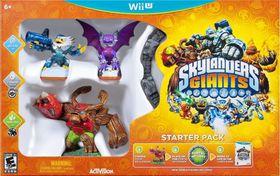 Skylanders Giants Starter Pack (Wii U)