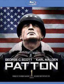 Patton - (Region A Import Blu-ray Disc)