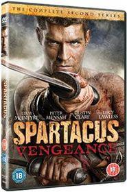 Spartacus: Vengeance (Import DVD)