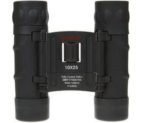 Tasco 10x25 Essentials Roof Binoculars Black
