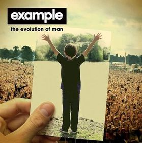 Example - Evolution of Man (Limited) (CD)