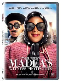 madeas witness protection dvd cover - photo #12