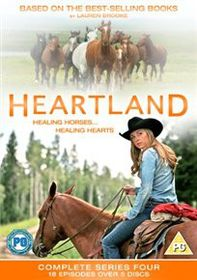 Heartland: The complete fourth season (Import DVD)