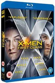 X-Men: First Class (Import Blu-ray)