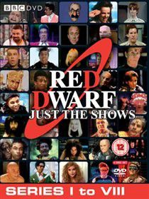 Red Dwarf: Just the Shows - Volumes 1 and 2 Collection (parallel import)