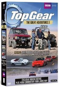 Top Gear - The Great Adventures: Volume 3 (parallel import)
