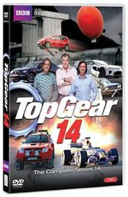 Top Gear: The Complete Series 14 (Import DVD)