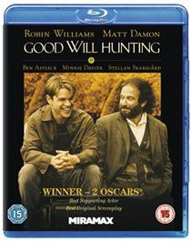 Good Will Hunting (Import Blu-Ray)