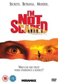 I'm Not Scared (Import DVD)