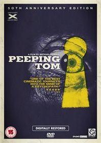 Peeping Tom (Import DVD)