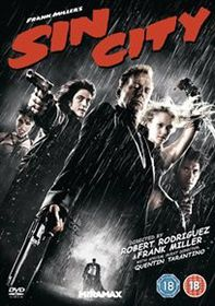 Sin City (Import DVD)