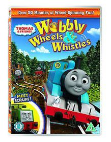 Thomas the Tank Engine and Friends: Wobbly Wheels and Whistles (Import DVD)