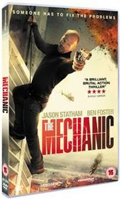 The Mechanic (Import DVD)