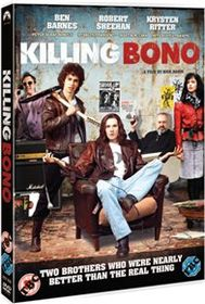 Killing Bono (Import DVD)