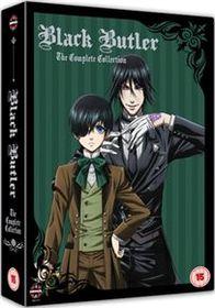 Black Butler: Complete Series 1 (Import DVD)