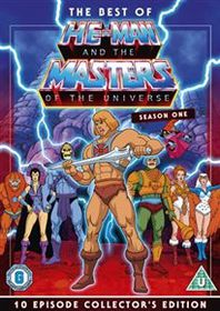 He-Man and the Masters of the Universe: Best of Series 1 (Import DVD)
