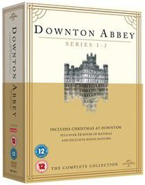 Downton Abbey: Series 1-3/Christmas at Downton Abbey (parallel import)