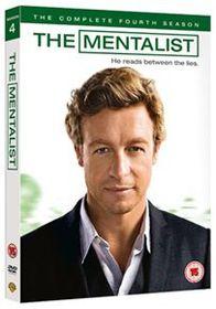 The Mentalist: Season 4 (Import DVD)