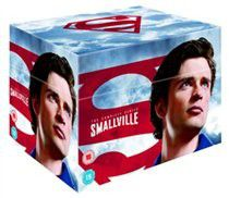Smallville Complete Seasons 1-10 (Import DVD)