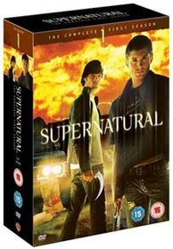 Supernatural: The Complete First Season (6 Disc) (Import DVD)