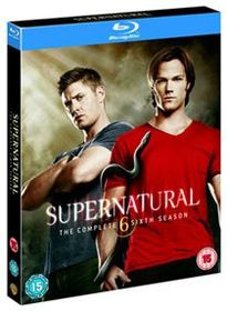 Supernatural Complete Season 6 (Import Blu-ray)