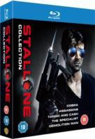 Sylvester Stallone Collection (Import Blu-ray)
