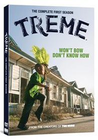 Treme Season 1 (Import DVD)