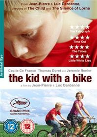 The Kid With a Bike (Import DVD)