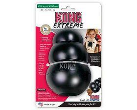 Kong Dog Toy Extreme - Large (Dog Weight 15-30kg) Black