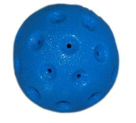 Dog Toy Soft Rubber Ball - 6cm
