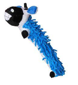 Marltons - Dog Toy Noodle Donkey - Dark Blue